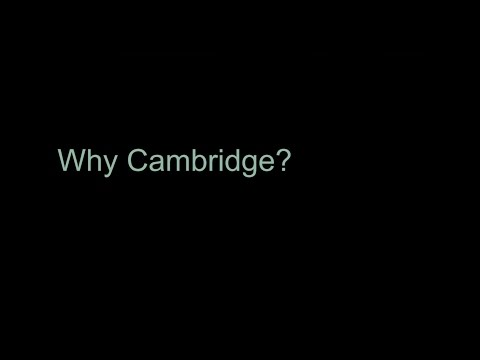 International Summer Programmes: Why Cambridge?