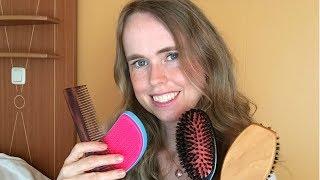 ASMR Haarborstel Geluiden | Hairbrush Sounds | ASMR Nederlands