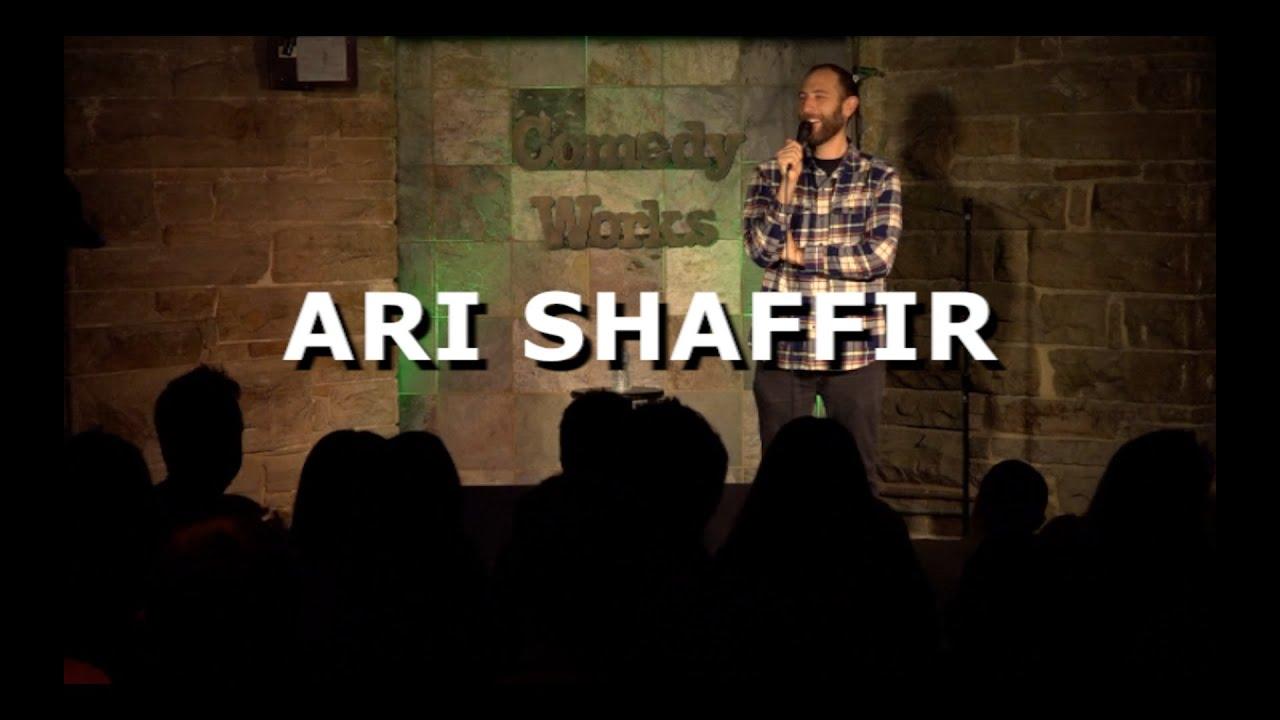 Ari Shaffir - Denver Broncos - Comedy Works