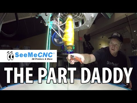 3d-printing:-the-part-daddy-3d-printer-from-seemecnc-at-maker-faire-new-york-#wmf16