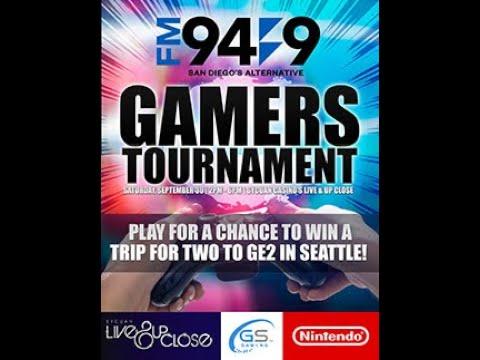 Tekken 7 FREE Tournament on 9-30-17: FM949+GameSync Radio Promo