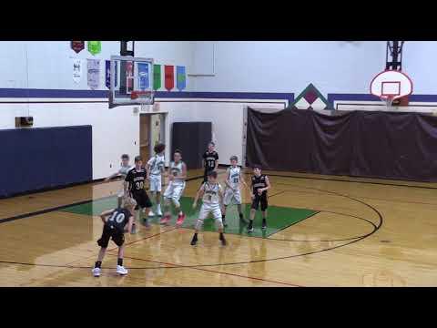 20171129 Savannah vs Smithville Middle School Boys Basketball Tournament