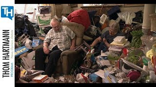 We Have a Serious Problem With Hoarders in this Country... Money Hoarders!