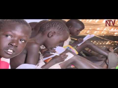 Staying Alive: Early learning giving South Sudan children a silver of hope