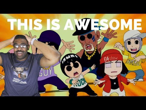 This is Incredible | The Best Anime Rap Ever Reaction