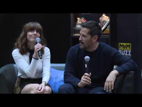 Hooten & The Lady Michael Landes & Ophelia Lovibond INTERVIEW
