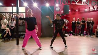 Charlize Glass and Zack Venegas ¦Call Me Mother RuPaul ¦ Brian Friedman Choreography ¦ Millennium