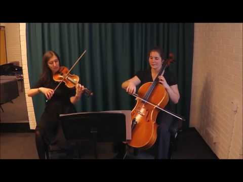 Mamma Mia - ABBA, for Violin and Cello