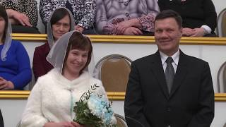 Перлович Виктор и Гомза Марина / Бракосочетание