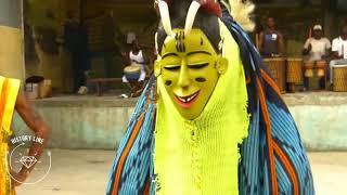 Vini Vici - Universe Inside Me 🎧 ....Africa Zaouli Dance 👍....Le Zahouly Danse