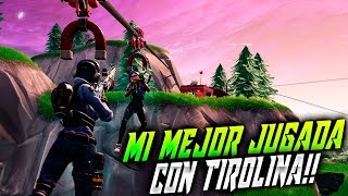 MY BEST PLAY WITH TIROLINA & NEW SKIN!! | FORTNITE ? Rubinho vlc