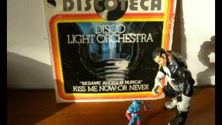 Disco Light Orchestra Claudine