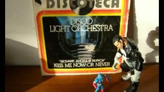 Disco Light Orchestra Claudine