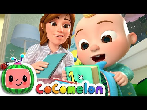 Getting Ready for School Song  CoCoMelon Nursery Rhymes & Kids Songs