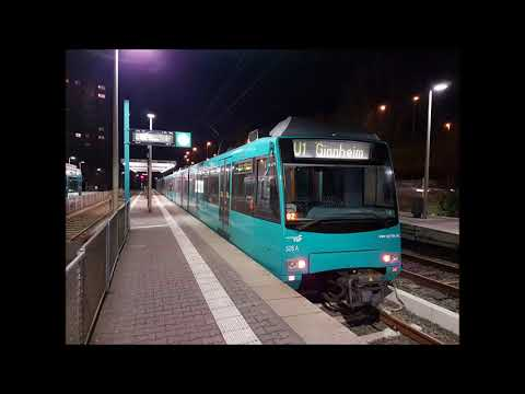 Badesalz Sonderansagen U-Bahn Frankfurt