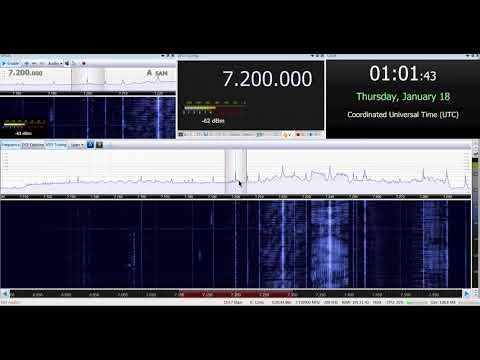 18 01 2018 Myanmar Radio in Burmese to SEAS 0101 on 7200 Yangoon