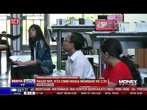 Penyaluran KTA CIMB Niaga Turun 4 Persen di Desember 2017