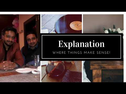 Explanation-Video Tour