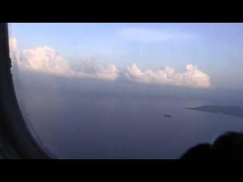 Vol Inter Iles Air entre Anjouan et Mayotte en BAE146 [HD1080p]