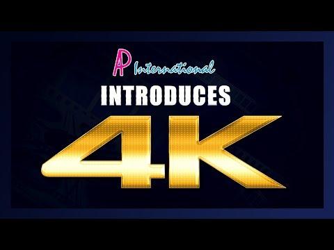 AP International Introduces 4K | True 4K...