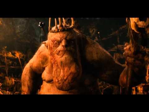 Lo Hobbit- Canzone del grande goblin