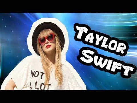 Taylor Swift - Ciekawostki!