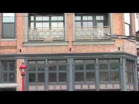 DGTV: Vancouver actor Byron Mann tours Chinatown