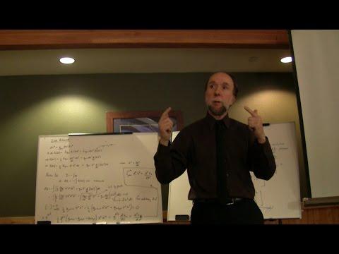 BPW 2016: 07. José Rodal, Ph.D, Hoyle-Narlikar Mach Effect
