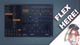 Trying to Make Pop Music with FLEX! | FL Studio 20 Video