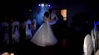 Первый танец молодых  Свадьба Денис и Татьяна