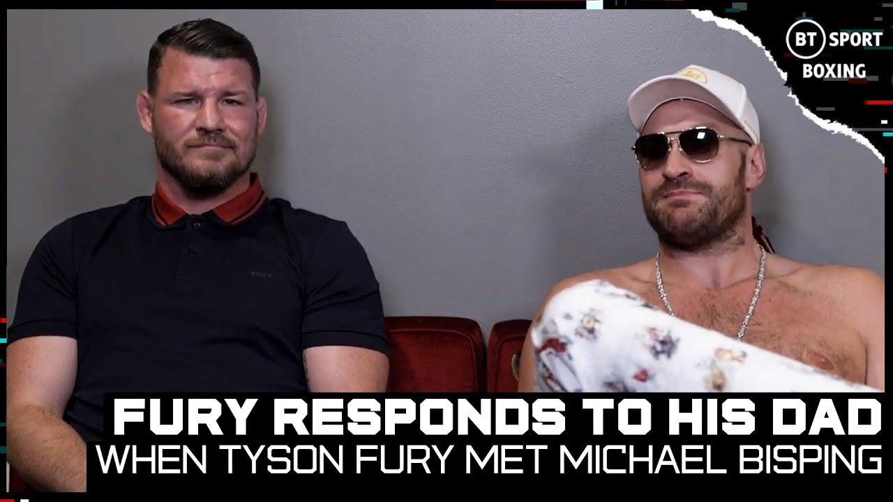 Tyson Fury on John Fury's 'conspiracies', Fury-Wilder 3, and Conor McGregor | When Fu