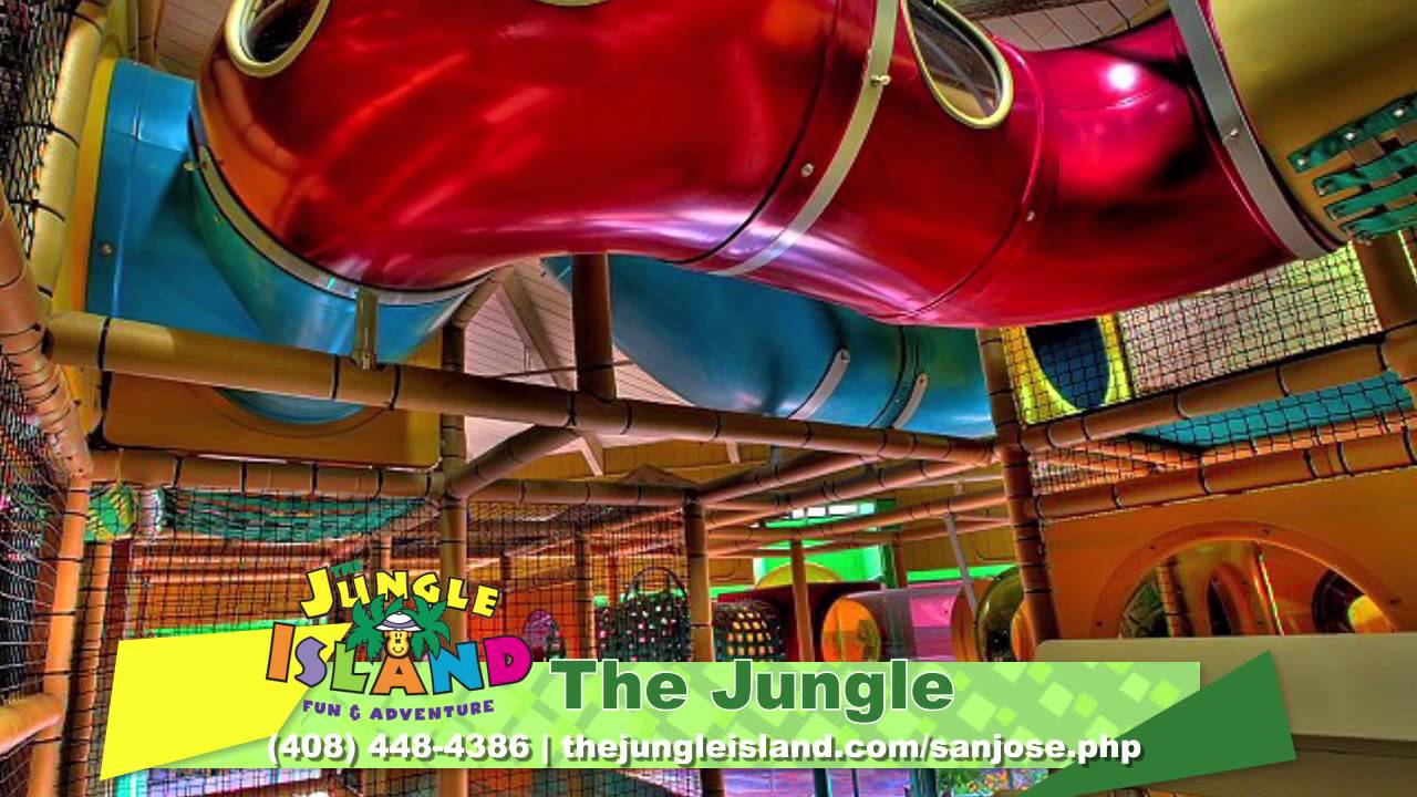 The Jungle Island | Recreation Centers in San Jose - YouTube