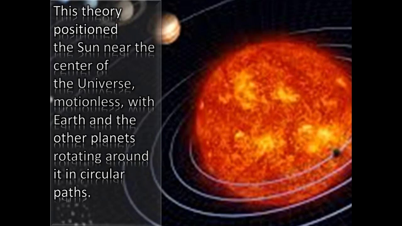 The Copernicus Theory