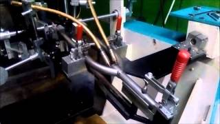 Cycle Fork Welding Machine, Automation Project
