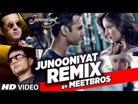 JUNOONIYAT Remix Song | Meet Bros Anjjan | Junooniyat | Pulkit Samrat, Yami Gautam | T-Series