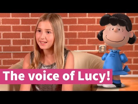 Hadley Belle Miller tells you why your parents will LOVE 'The Peanuts Movie'