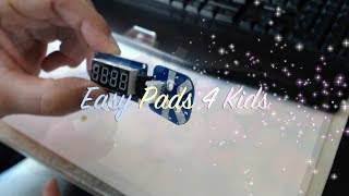 EasyPads for Arduino   BBC Microbit   MakeyMakey