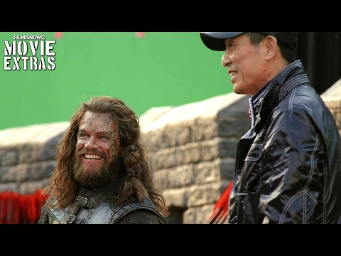 Go Behind the Scenes of The Great Wall (2017)