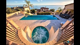 Sensational 5,000 SQ. FT. $5.5 Million Luxurious 3 Level 5 Bed 7 Bath Home in California USA