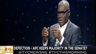 TVC This Morning 25th July, 2018 | Defection - APC keeps majority in the Senate?