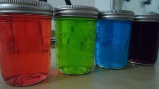 Diy: Jolly Rancher Vodka-- Holiday Gift For Adults (21+)