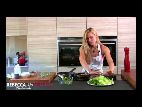 How To Make A Carb Free Salmon Stir Fry