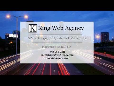 King Web Agency - REVIEWS - Minneapolis, MN Web Design Review