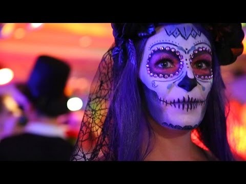 Halloween-Party im SI-Centrum Stuttgart 2015 - Der Film | DASDING
