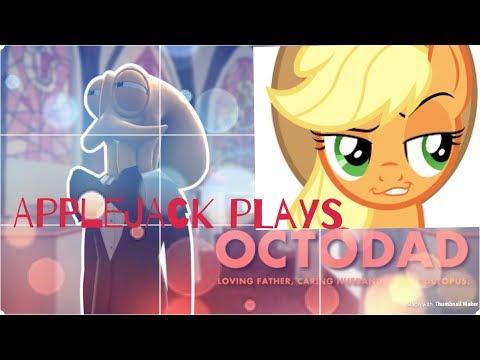 AppleJack Plays Octodad #1