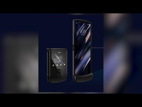 Motorola Razr foldable phone delayed