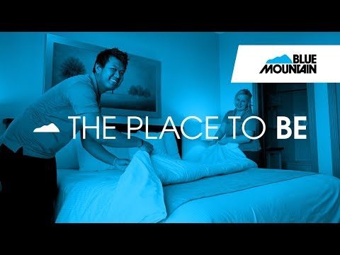 Blue Mountain - The Place To Be
