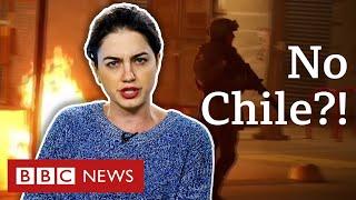 """Protestos no Chile: o que está por trás da fúria em país """"modelo"""" na América Latina"""