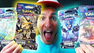 ULTRA PRISM IS HERE! - Opening NEW POKEMON CARDS! (must see)