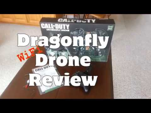 call of duty dragonfly drone manual